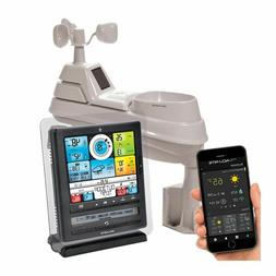 AcuRite Pro Weather Station with 5-in-1 Weather Sensor, PC C