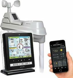 AcuRite Pro Weather Station with PC Connect, 5-in-1 Assorted