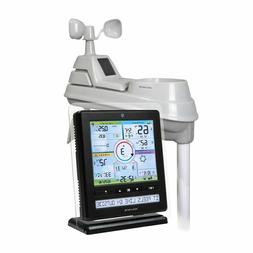 AcuRite Pro Weather Station with PRO+ 5-in-1 Sensor, PC Conn