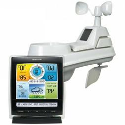 AcuRite Professional Weather Station With Color Display & 5-