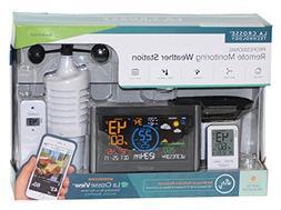 La Crosse Technology Professional Remote Monitoring WiFi Wea