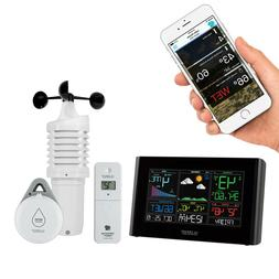 S82950 La Crosse Technology WiFi Wind Weather Station AccuWe