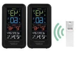 S82967 La Crosse Technology Personal Color Weather Station w