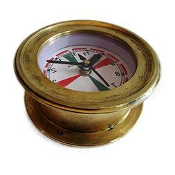 Brass Blessing SHIP'S BRASS Clock – Marine RADIO ROOM Cloc