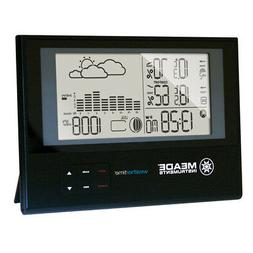 Meade Slim Line Personal Weather Station with Atomic Clock #