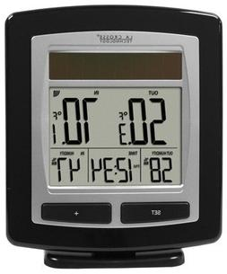 The Weather Channel Solar Powered Temperature & Humidity Sta