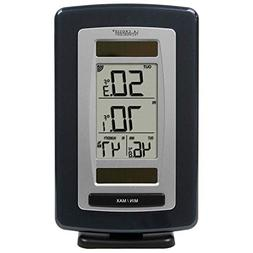 La Crosse Technology® Solar Powered Temperature Station
