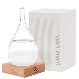 Storm Glass Weather Stations Water Drop Weather Predictor Cr