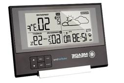 Meade TE346W Slim Line Personal Weather Station with Atomic