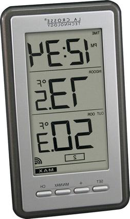 La Crosse Technology 308-1415BW Wireless Thermometer, Indoor