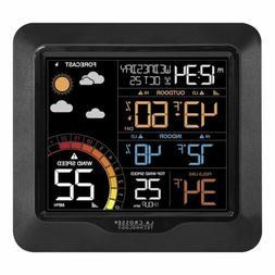 La Crosse Technology 327-1417 Color Wind Speed Weather Stati