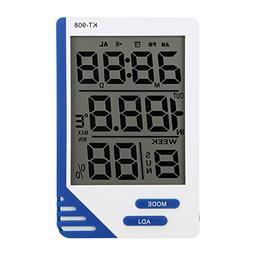 Awakingdemi LCD Digital Temperature Humidity Meter KT-908 Th