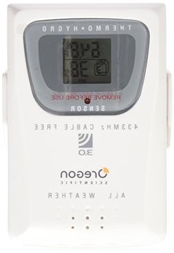 Oregon Scientific THGR810 Thermometer & Humidity Sensor with