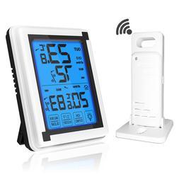 Touch screen <font><b>Weather</b></font> <font><b>Station</b