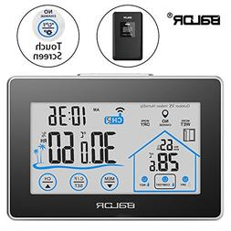 BALDR Digital Indoor Outdoor Thermometer & Hygrometer - Touc