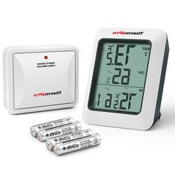 tp60 indoor outdoor digital hygrometer thermometer temperatu
