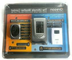 Oregon Scientific Ultimate Weather Combo Wireless Thermomete