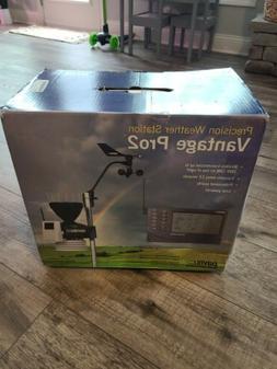 Vantage Pro 2 Davis Instruments Precision Weather Station Va