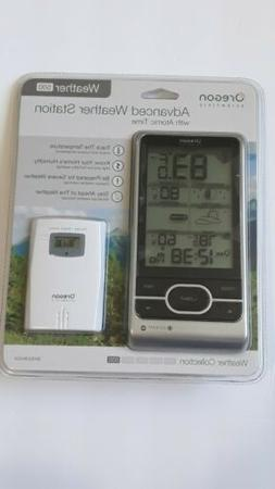 Oregon Scientific Weather 500 Advanced Weather Station With