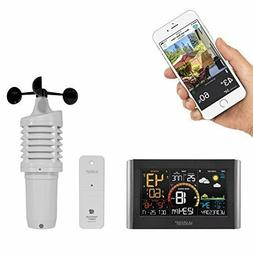 Weather Forecast Wi-Fi Wind Speed Weather Station Indoor Out