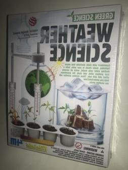 WEATHER SCIENCE+4M WEATHER STATION Kits Geology Earth Scienc