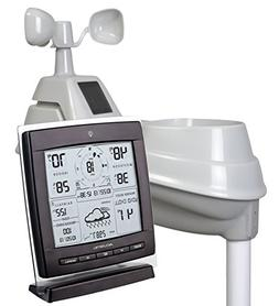AcuRite 01524M Pro Weather Station with Wind and Rain, White