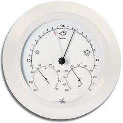 Weather Station - Aneroid Barometer - Analog Thermometer - S