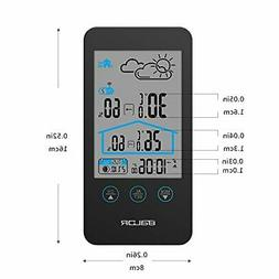 BALDR Weather Station, Black