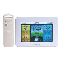 AcuRite 02041M Color Weather Station with Forecast, Temperat