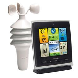 AcuRite Professional Color Weather Station with Wireless 3-i