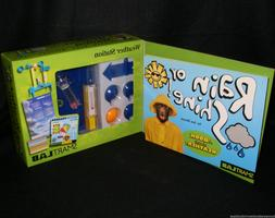 WEATHER STATION Smart Lab SCIENCE Kit BOOK Facts EXPERIMENT