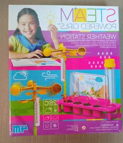 Steam Powered Girls Weather Station Super Fun Hands On 6 Exp