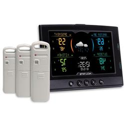AcuRite Weather Station Temperature Humidity 3 Sensors Barom