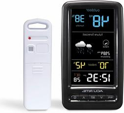AcuRite 01118M Weather Station with Temperature, Humidity an