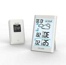 Baldr Weather Station Wireless Indoor Outdoor Thermometer  S
