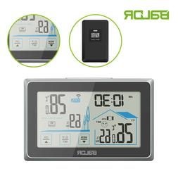 Baldr B0340 Digital LCD Touch Screen Weather Station Indoor