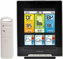AcuRite Weather Station With Color Display 02007B1