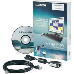 Davis Instruments WeatherLinkIP Data Logger and Software for