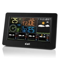 wifi smart temperature humidity barometric weather station