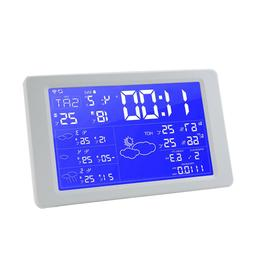 WiFi Weather Station Thermometer Digital Temperature Calenda