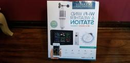 La Crosse Technology WiFi Wind and Weather Station with wate