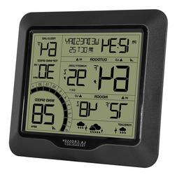 Wind Speed Weather Station Wireless with 3 in 1 Sensor for I
