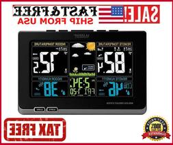 La Crosse Technology Wireless Color Weather Station With Mol