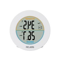 BALDR B0127 Indoor/Outdoor Thermometer Wireless Temperature