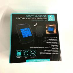 Journey's Edge Wireless RF 433MHz Indoor/Outdoor Desktop Wea
