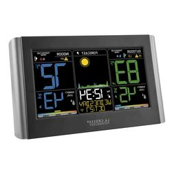La Crosse Technology Wireless Sensor Forecast Station with C