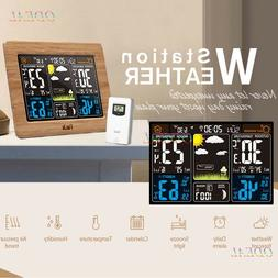 Wireless Technology Professional Remote Monitoring Color Wea