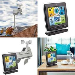 Wireless Weather Station 5 in 1 Home Sensor Humidity Wind Sp