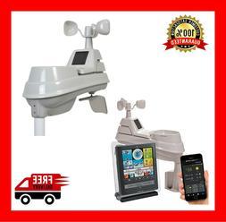 wireless weather station 5 in 1 sensor