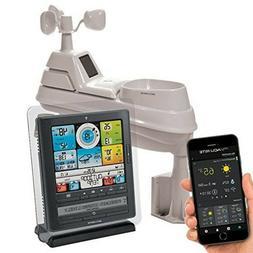 Wireless Weather Station 5-in-1 Weather Sensor Programmable
